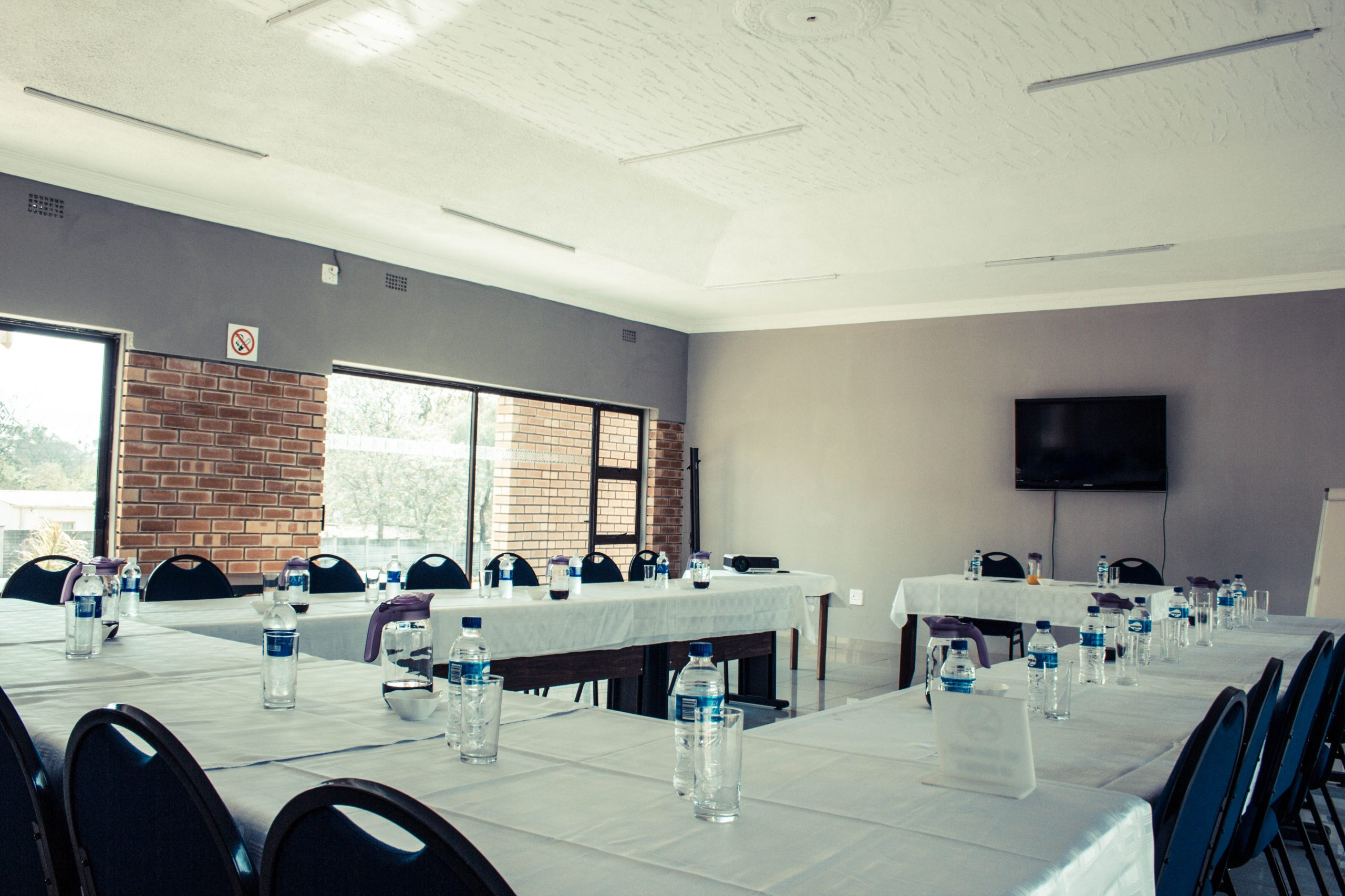 Conference Room at Retreat Lodge